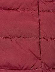 Didriksons - MY WNS VEST - puffer vests - velvet red - 8