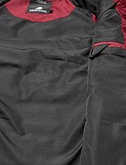 Didriksons - MY WNS VEST - puffer vests - velvet red - 9