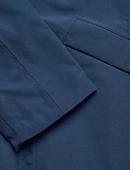 Didriksons - ALVIN USX COAT - parkas - cold blue sea - 4