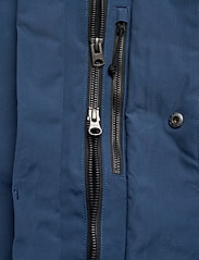 Didriksons - ALVIN USX COAT - parkas - cold blue sea - 5