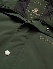 Didriksons - ALVIN USX COAT - parkas - forest green - 3