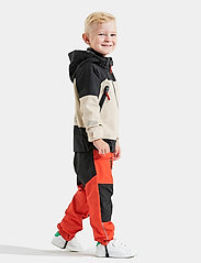Didriksons - ASH KIDS JACKET - shell jassen - light beige - 5