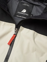 Didriksons - ASH KIDS JACKET - shell jassen - light beige - 10