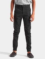 Didriksons - LIAS UNISEX PANT - sports pants - black - 0