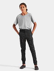 Didriksons - LIAS UNISEX PANT - sports pants - black - 3