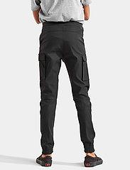 Didriksons - LIAS UNISEX PANT - sports pants - black - 5