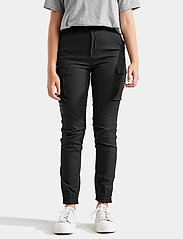 Didriksons - LIAS UNISEX PANT - sports pants - black - 6