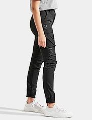 Didriksons - LIAS UNISEX PANT - sports pants - black - 8