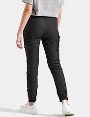 Didriksons - LIAS UNISEX PANT - sports pants - black - 9