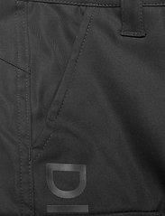 Didriksons - LIAS UNISEX PANT - sports pants - black - 10