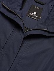 Didriksons - LOVA WNS COAT 3 - trenchcoats - dark night blue - 8