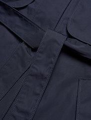 Didriksons - LOVA WNS COAT 3 - trenchcoats - dark night blue - 9