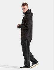 Didriksons - ASTON USX JKT 2 - vestes légères - black - 4