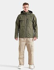 Didriksons - ASTON USX JKT 2 - vestes légères - fog green - 3