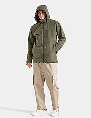 Didriksons - ASTON USX JKT 2 - vestes légères - fog green - 6