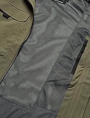 Didriksons - ASTON USX JKT 2 - vestes légères - fog green - 10