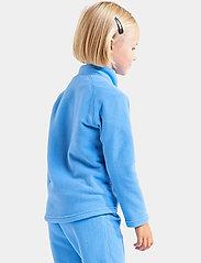 Didriksons - MONTE KIDS JKT 5 - isolerede jakker - breeze blue - 3
