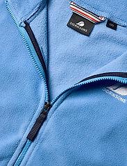 Didriksons - MONTE KIDS JKT 5 - isolerede jakker - breeze blue - 6