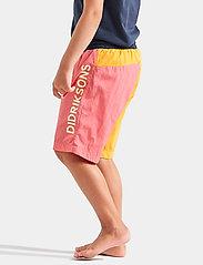 Didriksons - WAVY KIDS SHORTS - bademode - soft rose - 3