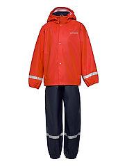 SLASKEMAN KIDS SET 4 - POPPY RED
