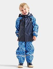 Didriksons - SLASKEMAN PR SET 4 - sets & suits - breeze blue dots - 5
