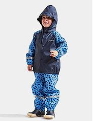 Didriksons - SLASKEMAN PR SET 4 - sets & suits - breeze blue dots - 8