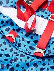 Didriksons - SLASKEMAN PR SET 4 - sets & suits - breeze blue dots - 13