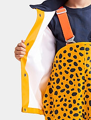 Didriksons - SLASKEMAN PR SET 4 - ensembles - citrus yellow dots - 0