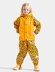 Didriksons - SLASKEMAN PR SET 4 - ensembles - citrus yellow dots - 5