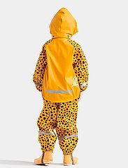 Didriksons - SLASKEMAN PR SET 4 - ensembles - citrus yellow dots - 7