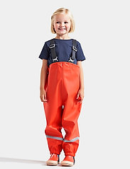 Didriksons - PLASKEMAN PANTS 4 - ensembles - poppy red - 0