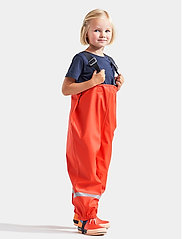 Didriksons - PLASKEMAN PANTS 4 - ensembles - poppy red - 4