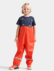 Didriksons - PLASKEMAN PANTS 4 - ensembles - poppy red - 5