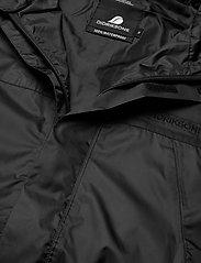 Didriksons - AMUR USX SET - manteaux de pluie - black - 5