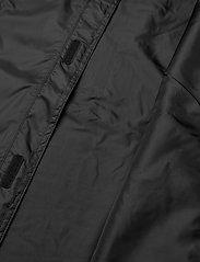 Didriksons - AMUR USX SET - manteaux de pluie - black - 7