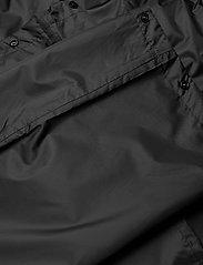 Didriksons - AMUR USX SET - manteaux de pluie - black - 9