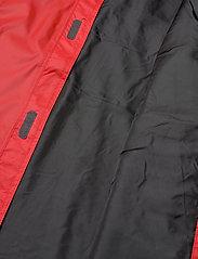 Didriksons - AMUR USX SET - manteaux de pluie - lava red - 7