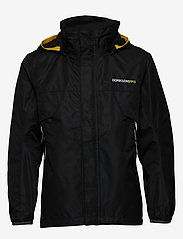 Didriksons - VIVID BS JACKET - shell jacket - black - 1