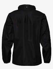 Didriksons - VIVID BS JACKET - shell jacket - black - 4