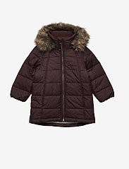 Didriksons - MARKHAM KIDS GS PUFF - puffer & padded - old rust - 0