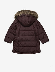 Didriksons - MARKHAM KIDS GS PUFF - puffer & padded - old rust - 1