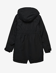 Didriksons - RONNE GS YT PARKA - puffer & padded - black - 2