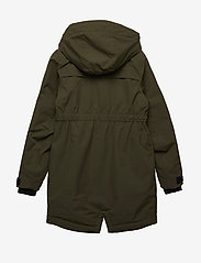 Didriksons - RONNE GS YT PARKA - puffer & padded - peat - 2