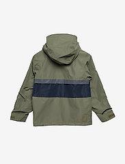 Didriksons - IGELKOTTEN KIDS JKT - shell jacket - dusty olive - 1