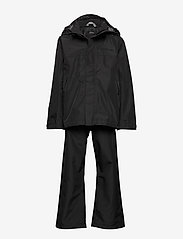 Didriksons - GRAND YT RAIN SET - ensembles - black - 0