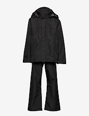 Didriksons - GRAND YT RAIN SET - ensembles - black - 1