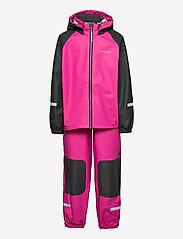 Didriksons - STORMMAN - JKT - sets & suits - plastic pink - 0