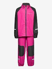 Didriksons - STORMMAN - JKT - sets & suits - plastic pink - 1