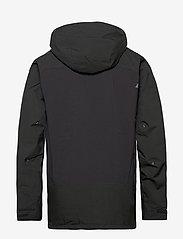 Didriksons - BENGT USX JKT 2 - manteaux de pluie - black - 2