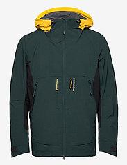 Didriksons - BENGT USX JKT 2 - manteaux de pluie - north sea - 1
